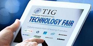 TIG Technology Fair 2015