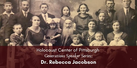 Generations Speaker Series: Dr. Rebecca Jacobson tickets
