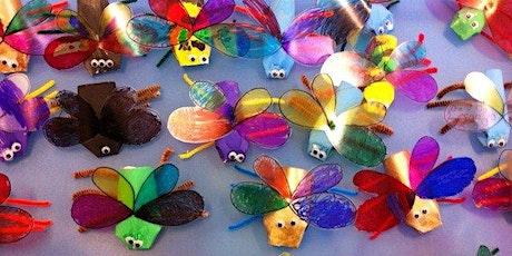 Magnificent Minibeast Art tickets