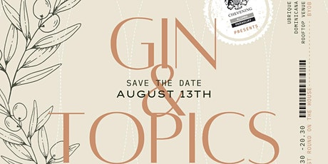 Gin and Topics tickets
