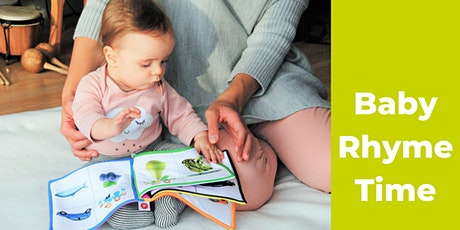 Baby Rhyme Time with Kensington Central Library tickets