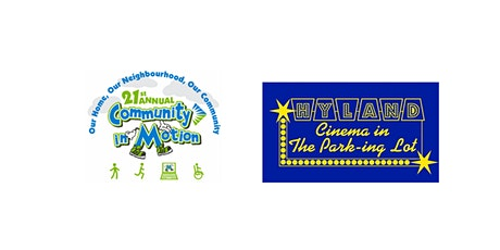 Community in Motion and Highland Cinema Drive In Movie tickets