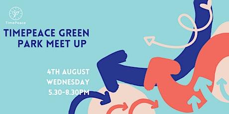 TimePeace London Green Park Meet up tickets