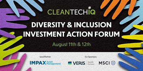 Diversity & Inclusion Investment Action Forum tickets