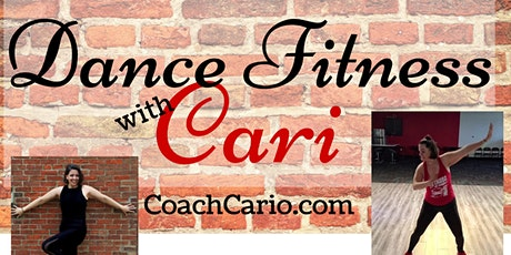 Free Open House & Dance Fitness Class with Cari! tickets