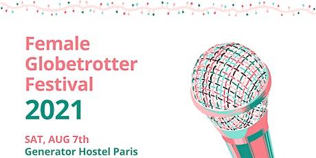 Paris Female Globetrotter Festival 2021 - Rooftop Festival billets