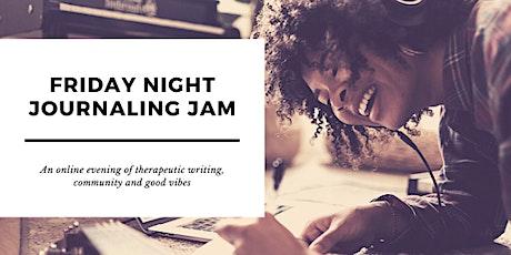 Friday Night Journaling Jam tickets