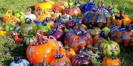 Glass Pumpkin Patch 2021 Oct 23 & 24 Live Oak Grange Santa Cruz, CA 95062 tickets