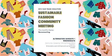 Sustainable Fashion Community Meeting tickets
