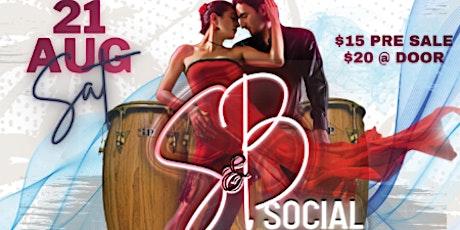 S&B Social tickets