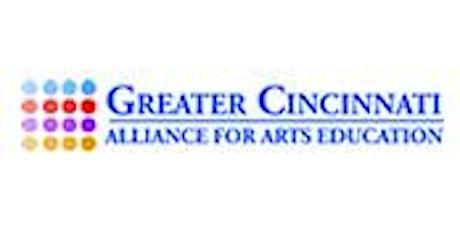 Greater Cincinnati Alliance for Arts Education Annual Retreat tickets