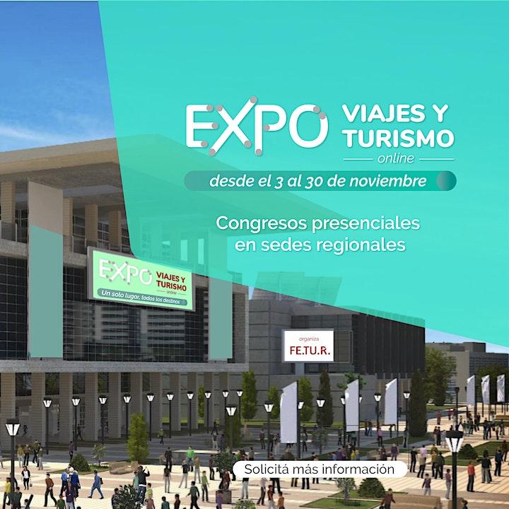 Imagen de Expo Viajes y Turismo 2021