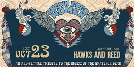 Brown Eyed Women  at Hawks & Reed tickets