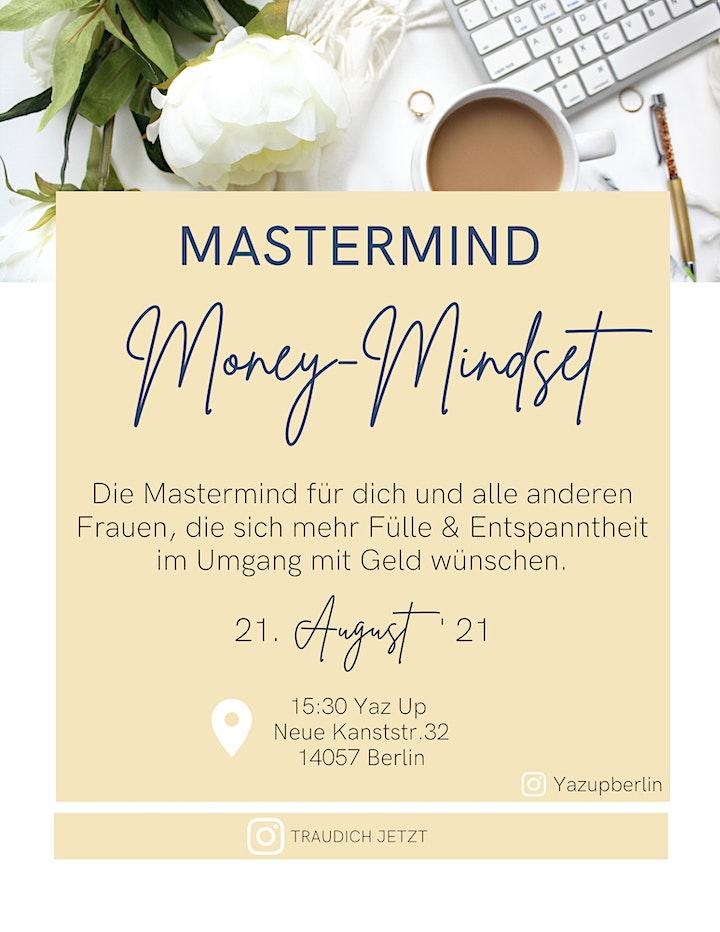 Goldmind – deine Mastermind für's gesunde Money Mindset: Bild