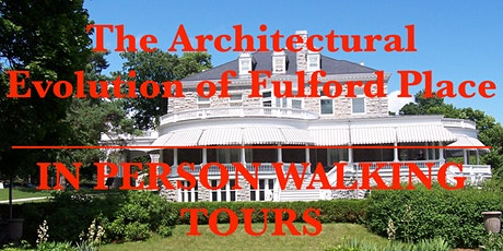 The Architectural Evolution of Fulford Place tickets