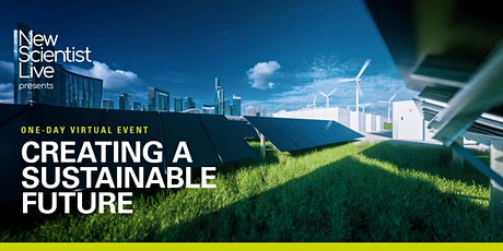 Creating a sustainable  Future tickets