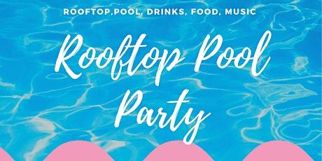 Hoboken Rooftop Pool Party tickets
