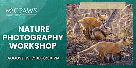 Nature Photography Workshop tickets