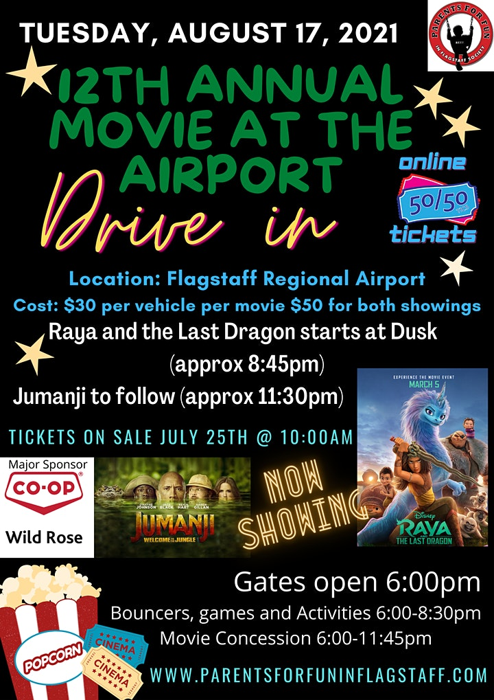 12th Annual Movie at the Airport image