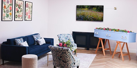Virtual tour of Poetic Endings' new funeral home in Forest Hill tickets