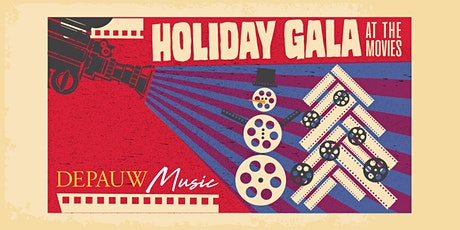 School of Music Holiday Gala tickets