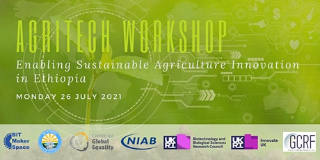 Enabling Sustainable Agriculture Innovation in Ethiopia tickets
