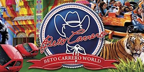 Excursão Beto Carrero World ingressos