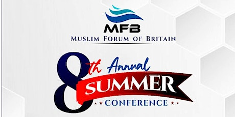 8th Annual Summer Conference tickets