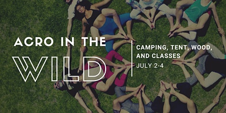 Acro In The Wild September tickets