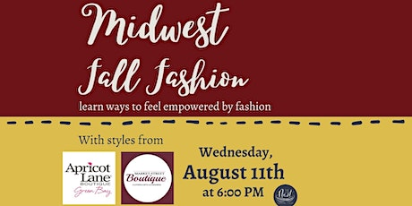 Midwest Fall Fashion tickets