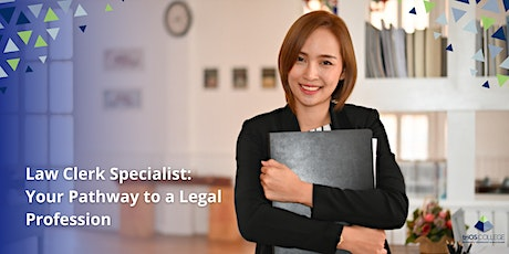 Law Clerk Specialist: Your Pathway to a Legal Profession tickets
