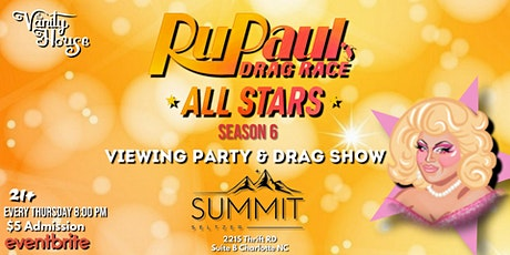 Rupaul's Drag Race All Stars Viewing Party & Drag Show tickets
