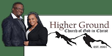 Pastor James E. Alberts II 20th Pastoral Anniversary Banquet tickets