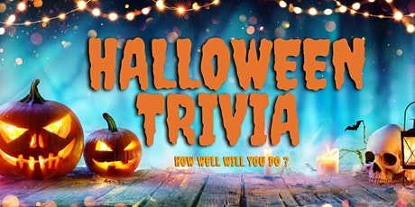 Halloween Trivia tickets