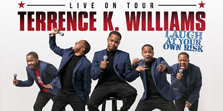 TERRENCE K. WILLIAMS: LAUGH AT YOUR OWN RISK TOUR - WEST PALM BEACH tickets