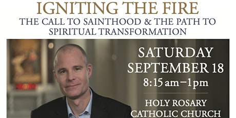 Igniting the Fire with Matthew Leonard tickets