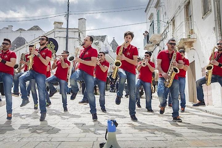 Immagine NaturArte GrandEvento |concerto | Conturband Marchin Band| PNAL |Brienza