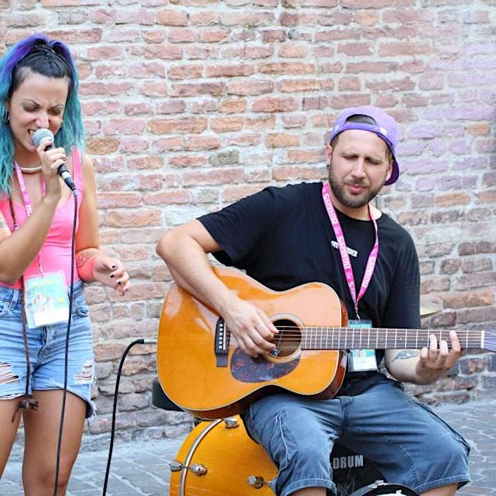 Immagine Daiana Lou  spin off del Ferrara Buskers Festival al GAD - Puedes presenta