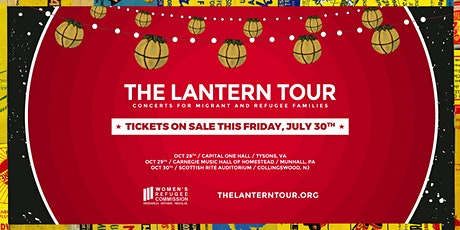 The Lantern Tour: Concert for Migrant and Refugee Families tickets
