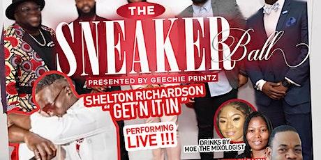 Geechie Printz presents The Sneaker Ball tickets