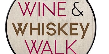 CITYVIEW's Wine & Whiskey Walk 2021 tickets