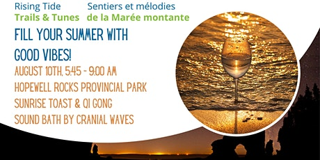 Rising Tide Trails and Tunes - Waves of Wellness tickets