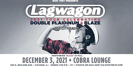 Lagwagon (celebrating 'Blaze') tickets