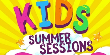 Aim kids summer sessions tickets