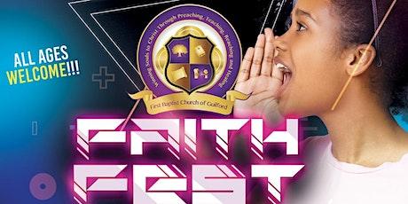 Faith Fest tickets