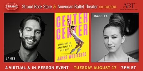 Strand Book Store & American Ballet Theater present: James Whiteside tickets