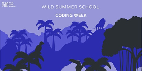 Wild Summer School - Introduction to HTML/CSS tickets