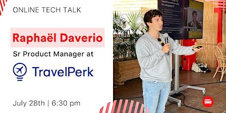 Le Wagon Talk with Raphaël Daverio tickets