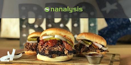 Nanalysis Investor BBQ tickets