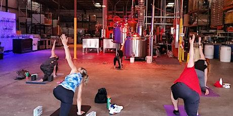 Yoga at Dark Door tickets